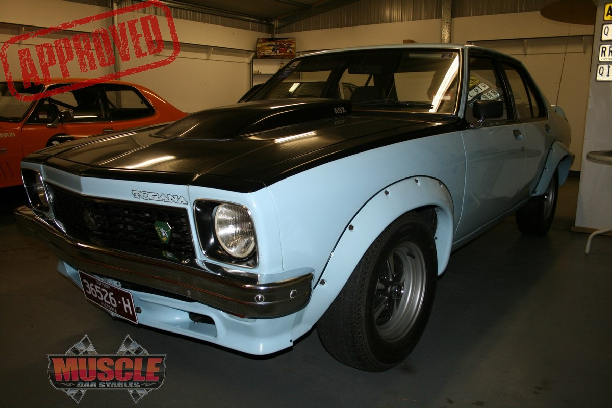 1977 lx torana a9x low km example muscle car stables. Black Bedroom Furniture Sets. Home Design Ideas