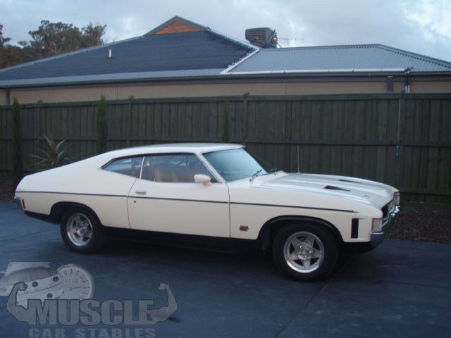 Xa Falcon Gt Hardtop For Sale Muscle Car Stables