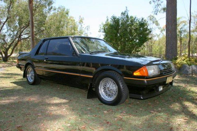 Rare Xe Esp 2 Door Coupe Muscle Car Stables