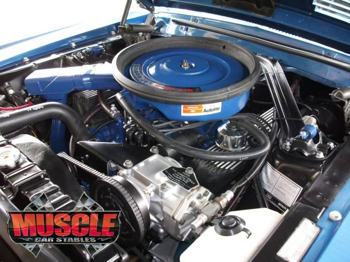 1968 GT500KR | Muscle Car Stables