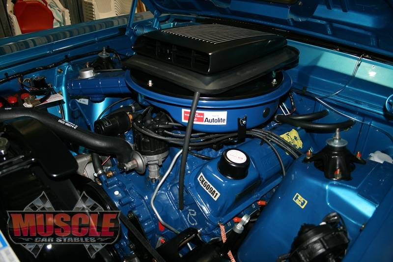 Immaculate 1971 Ford Xy Gt Muscle Car Stables