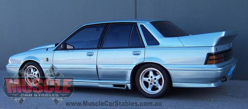 Build #044 - 1988 HSV Walkinshaw For Sale | Muscle Car Stables
