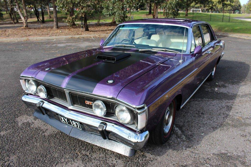 Ford Muscle Car Stables Ford Xy Gt Fairmont Replica