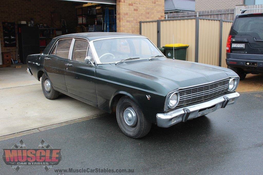 1967 XR Ford Fairmont | Muscle Car Stables