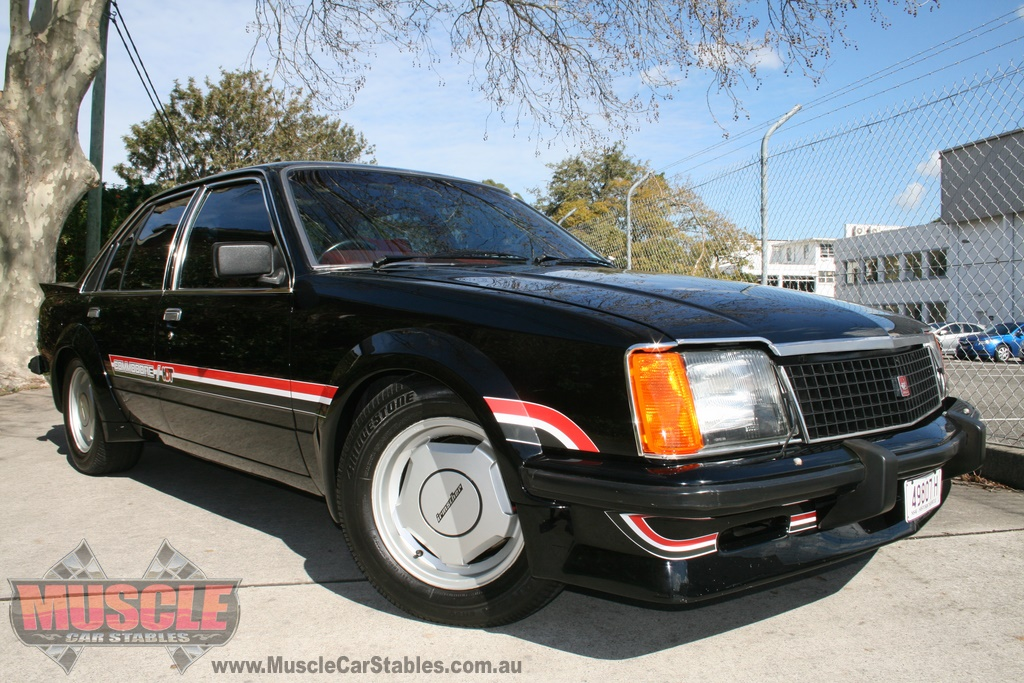 Build A Car >> HDT VC Brock Commodore #176 | Muscle Car Stables
