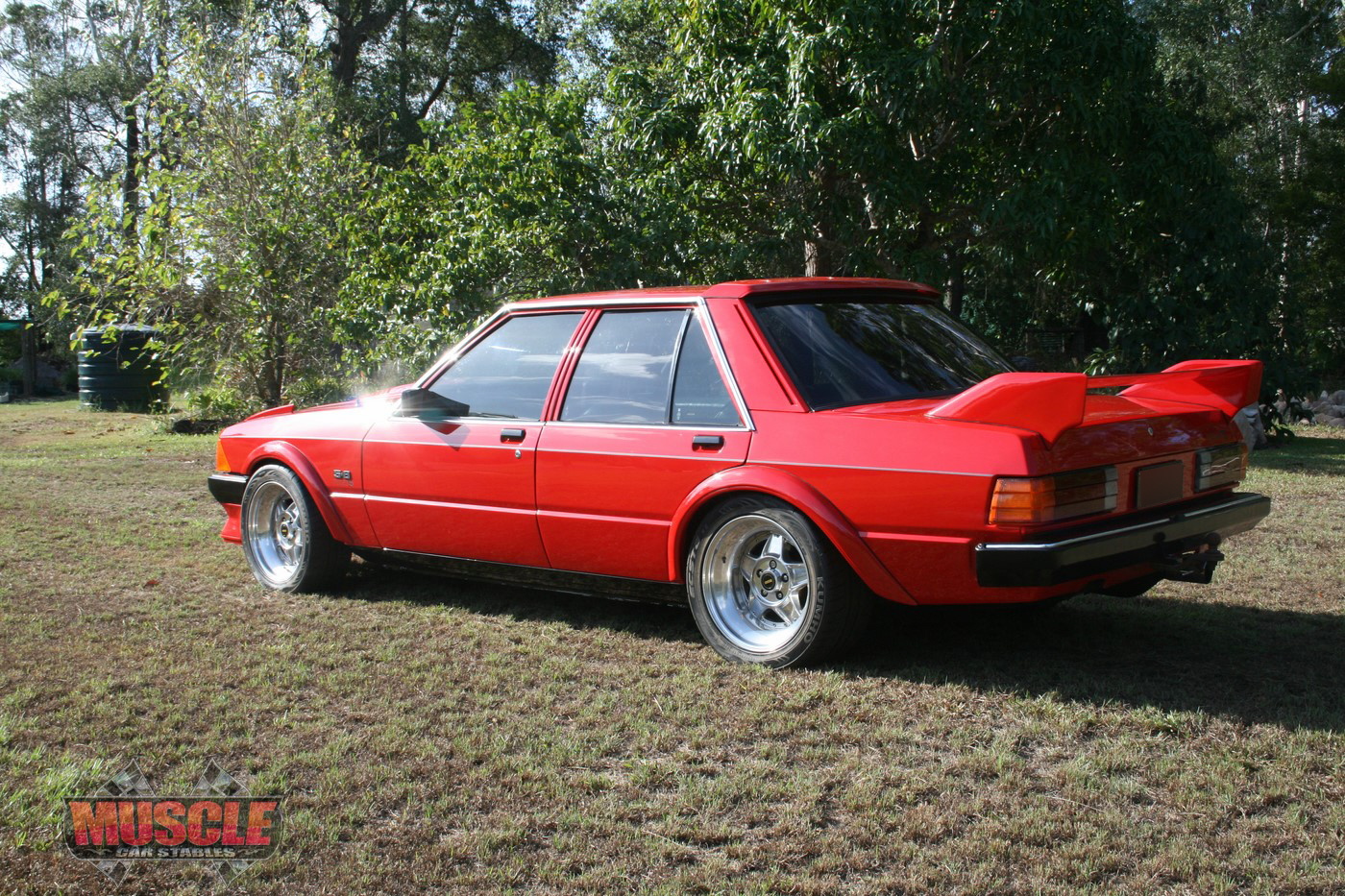 1982 Ford Falcon XD – Phase 5   Muscle Car Stables