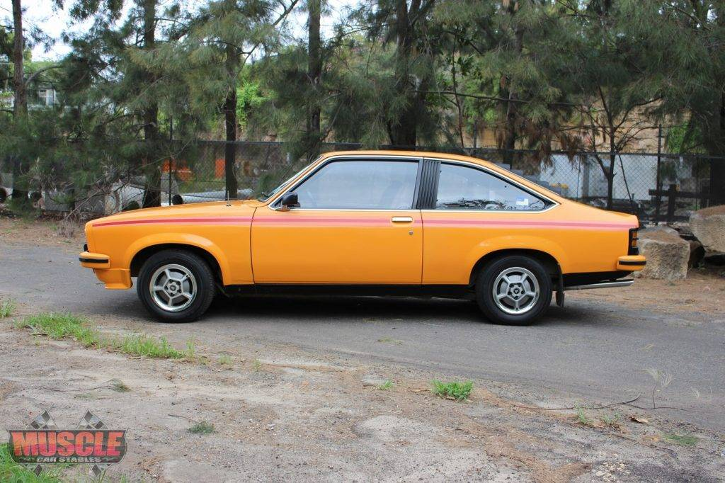 1976 Holden Torana Ss Hatchback Muscle Car Stables