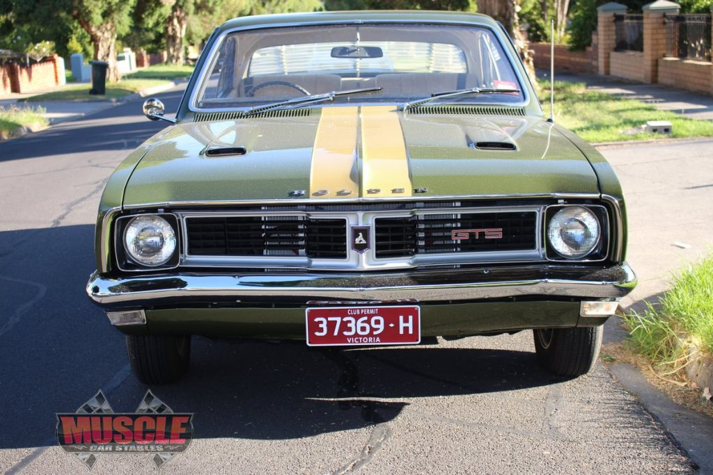 1969 Holden HT Monaro GTS | Muscle Car Stables