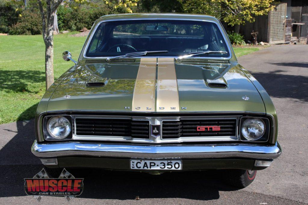 1969 HT GTS 350 HT Verdoro Green