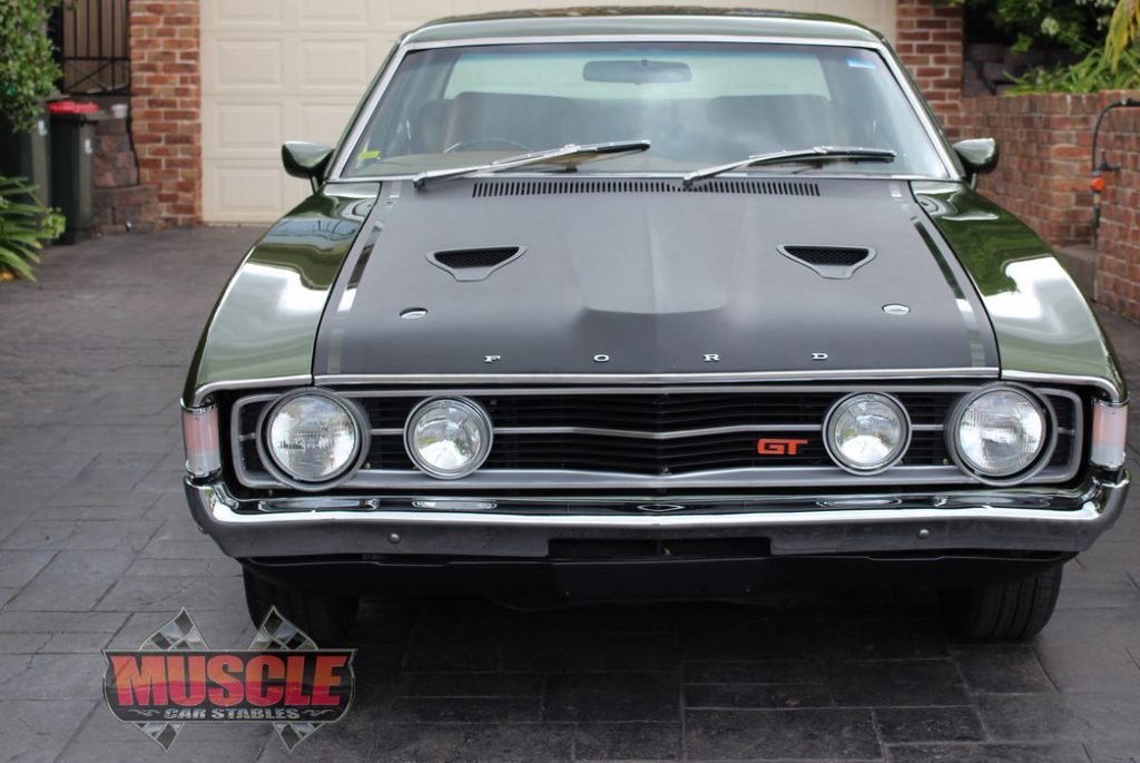 1973 Ford Falcon Xa Gt Sedan Muscle Car Stables