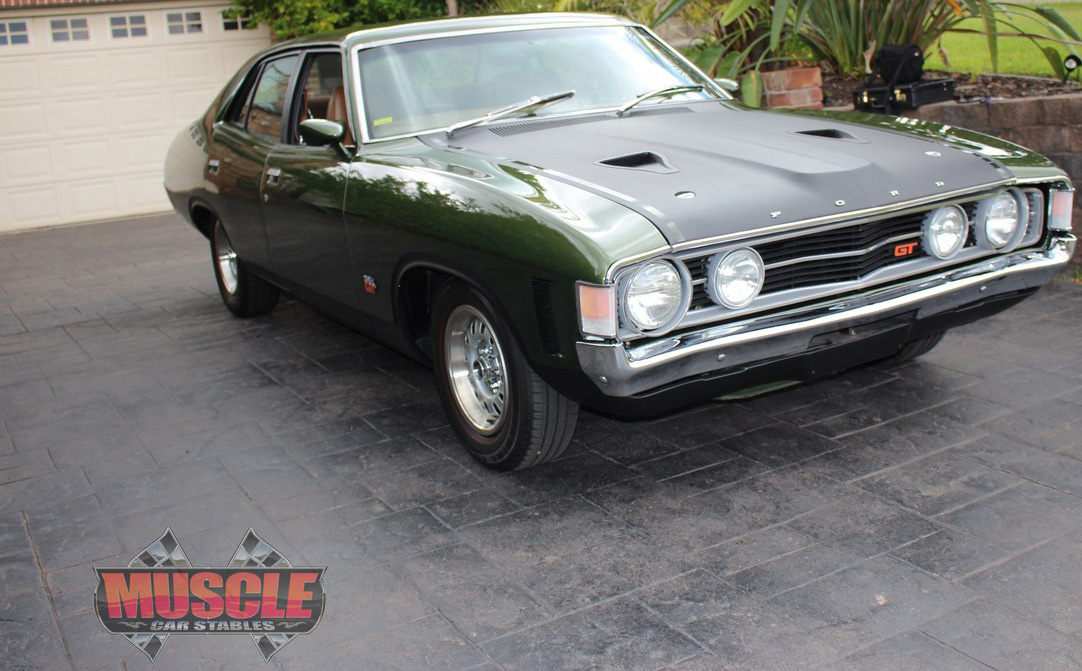 1973 Ford Falcon XA GT – Sedan | Muscle Car Stables