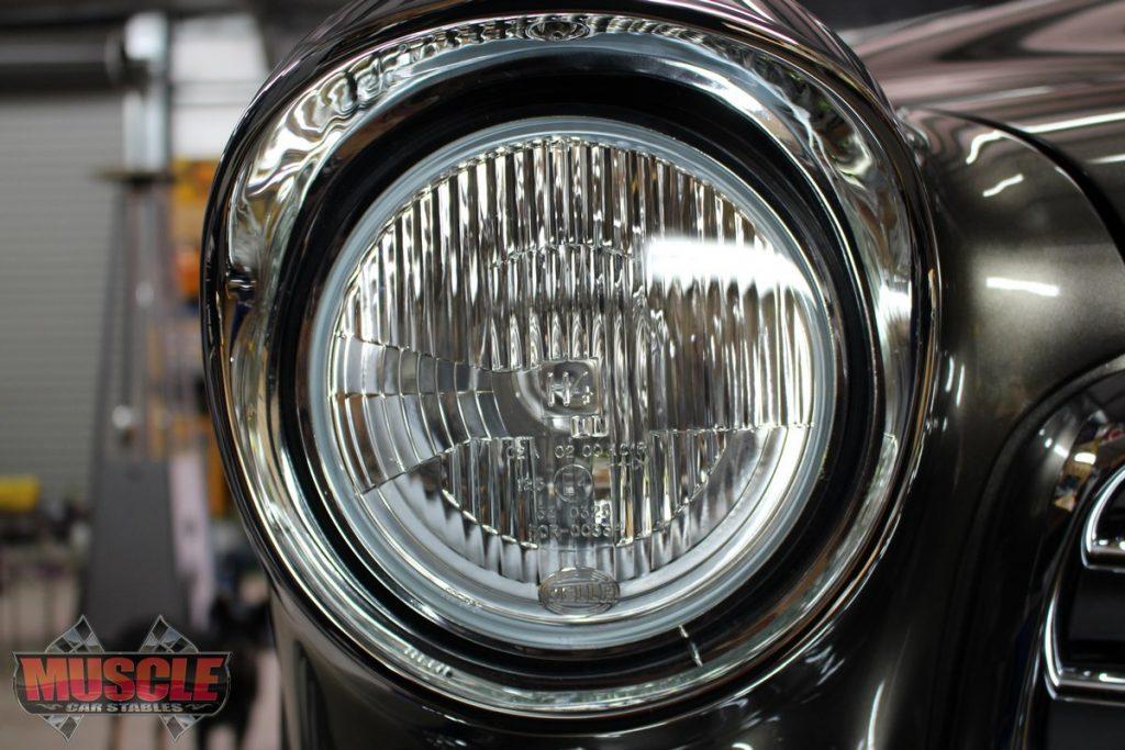 1958 Holden FC Ute light