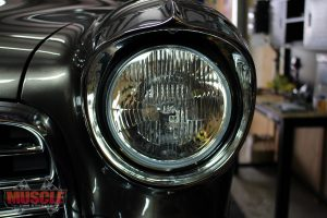 1958 Holden FC Ute headlight