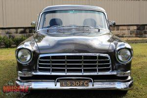 1958 Holden FC Ute front