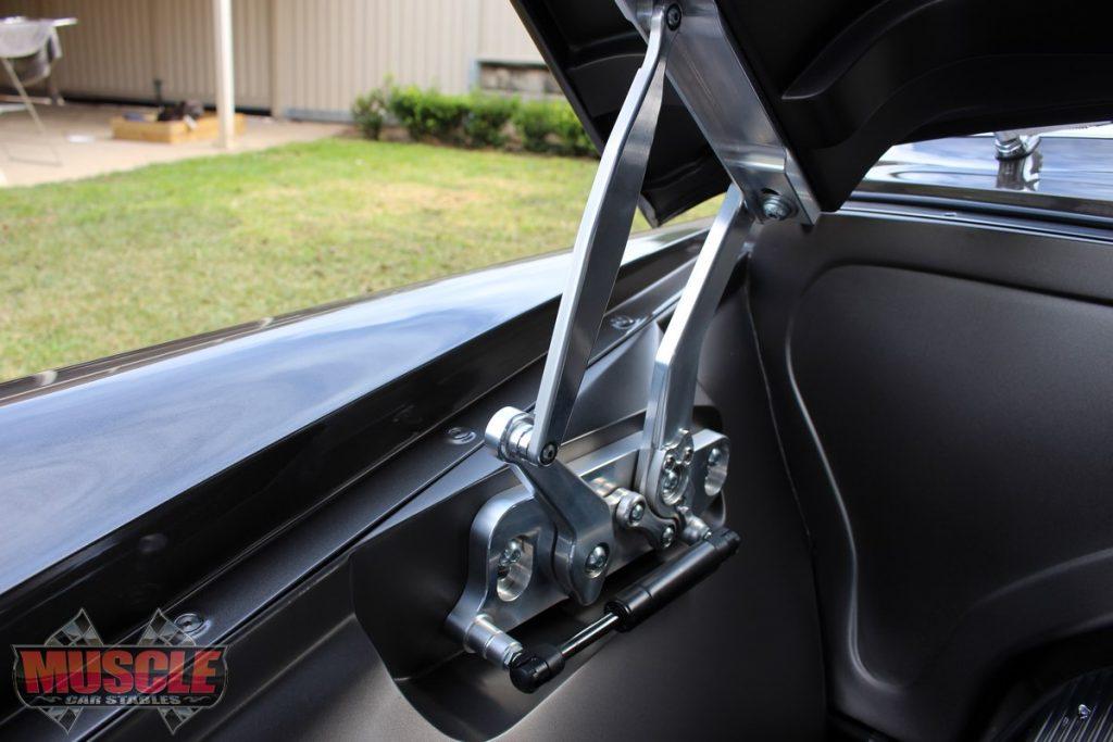1958 Holden FC Ute tray hinge