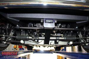 1958 Holden FC Ute suspension