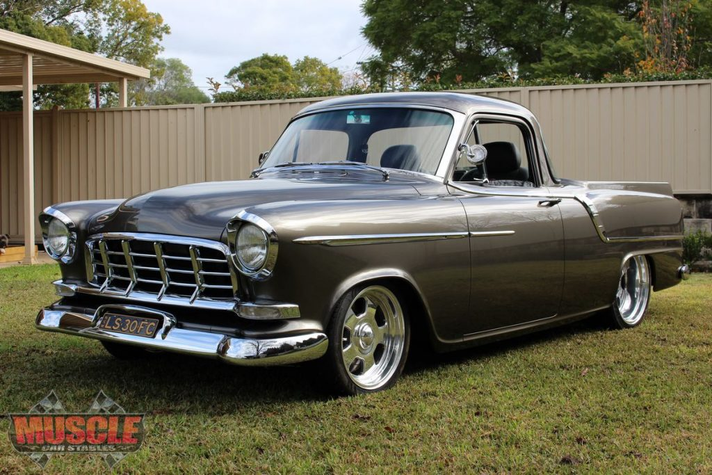 1958 Holden FC Ute 3/4