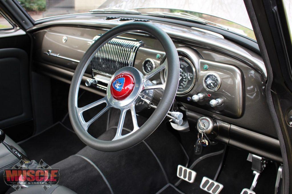 1958 Holden FC Ute steering wheel