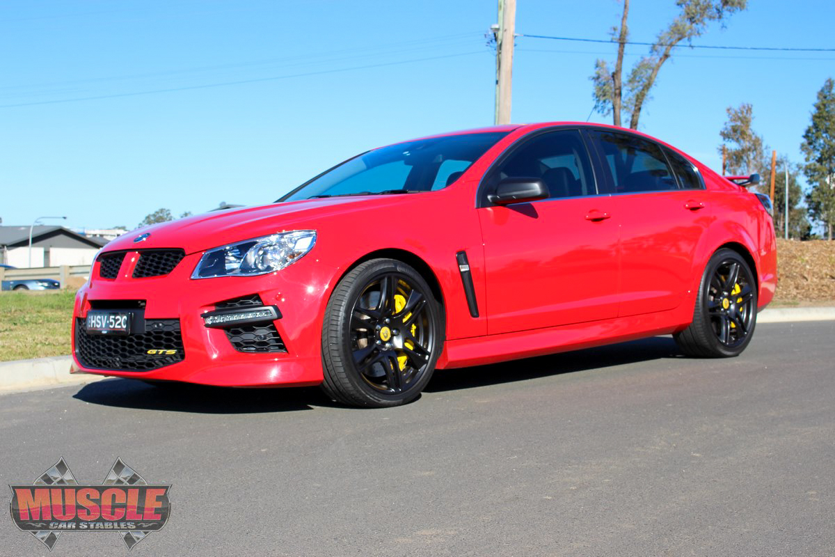 2014 HSV VF GTS – W507 Pack   Muscle Car Stables